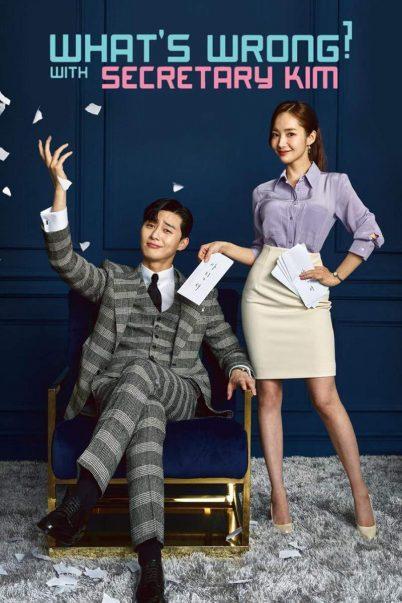 >What's Wrong With Secretary Kim (2018) รักมั้ยนะ เลขาคิม? ตอนที่ 1-16 ซับไทย
