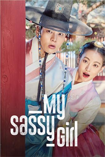 >ซีรี่ย์เกาหลี My Sassy Girl องค์หญิงตัวร้ายกับนายบัณฑิต ตอนที่ 1-16 พากย์ไทย
