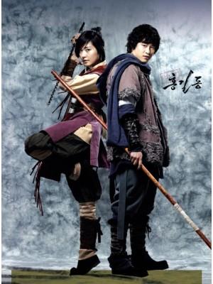 >Hong Gil Dong The Hero (2008) ฮงกิลดง จอมโจรโดนใจ ตอนที่ 1-24 พากย์ไทย
