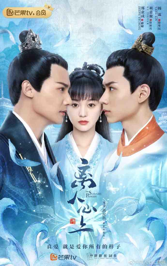 >ซีรี่ย์จีน The Sleepless Princess (2020) คำสาปนิทราอลวน ตอนที่ 1-36 ซับไทย