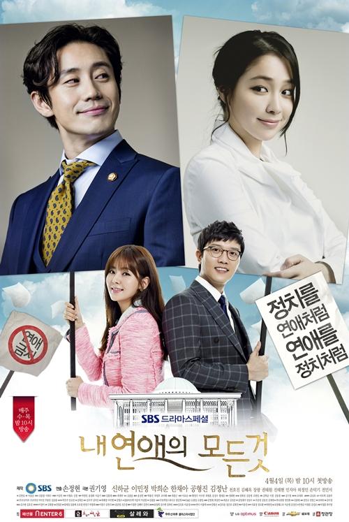 ซีรี่ย์เกาหลี All About My Romance วุ่นรักนักการเมือง พากย์ไทย